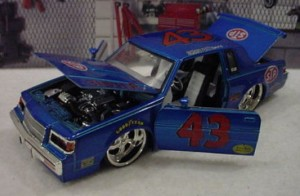 Richard Petty 43 STP Buick Regal Nascar Yesteryear