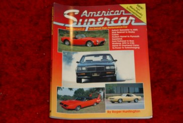 Buick Muscle Car Books