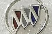 Buick Collectible Pins