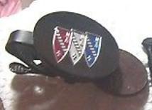 buick crest tie bar