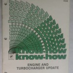 buick know how brochure engine and turbocharger update