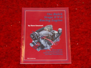 buick stage 2 v6 engine book
