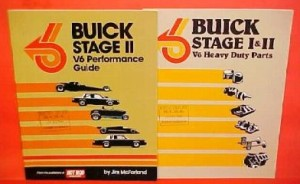 buick stage I II performance book