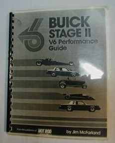 buick stage II performance book
