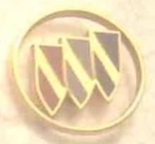 buick symbol pin