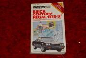 Repair Your Turbo Buick Guide Books