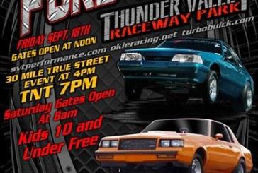 OK: Ford vs Buick Race 9/19/15
