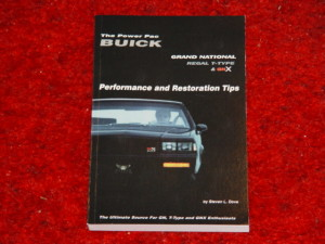 the buick power pac book