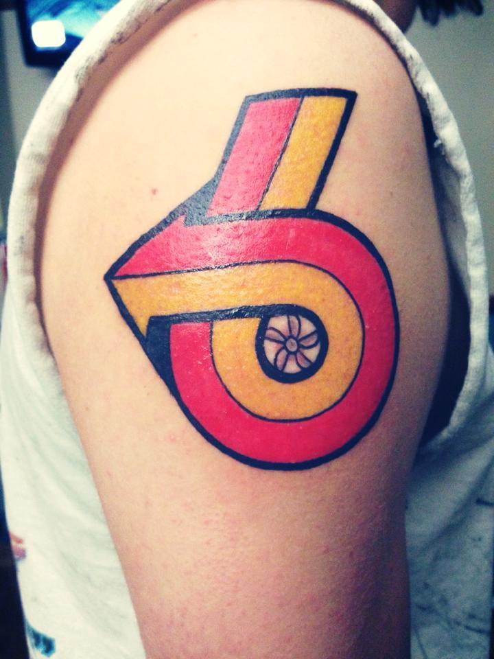 tattoo buick turbo tattoos regal arrow