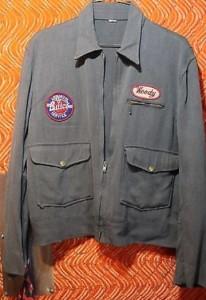 1950s style Buick Mechanic Jacket