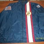 1960s era Buick windbreaker jacket