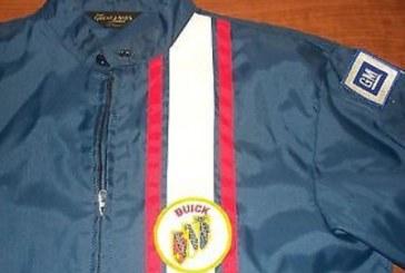 Buick Windbreaker Jackets