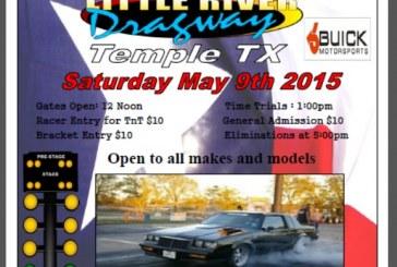 TX: Texas Buick Nationals 5/9/15