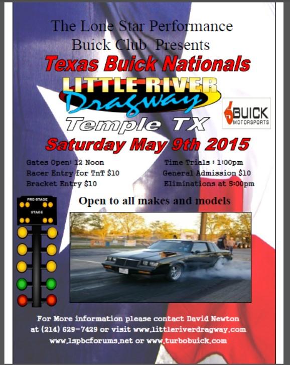 2015 Texas Buick Nationals