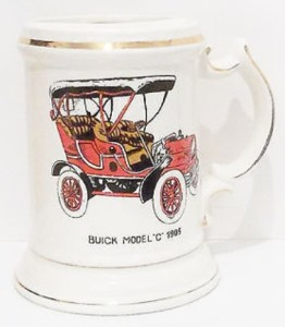BUICK MODEL C 1905 COFFEE MUG