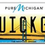 MI buickgn plate