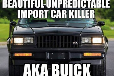 How Do BUICKs Humiliate Other Cars?