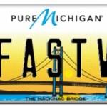 mi 1 fast v6 plate