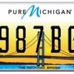 mi 1987 bgn plate