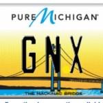 mi gnx plate