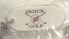 BUICK OPEN GOLF KEY CHAIN