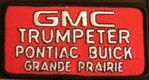 Trumpeter Buick Patch