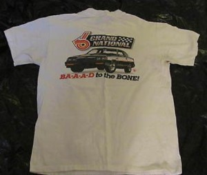 b-a-a-a-d to the bone shirt