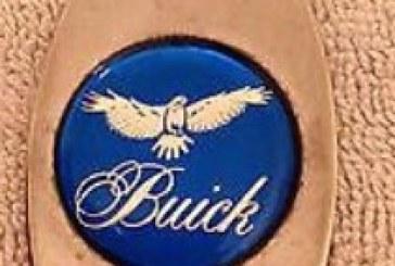 Buick Hawk Logo Key Chains