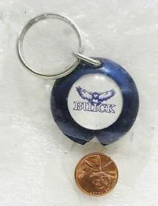 buick hawk key ring tape measure