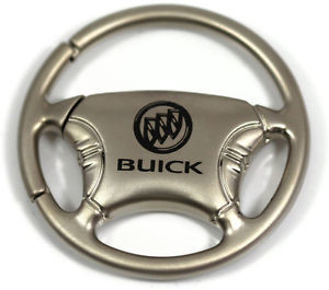buick steering wheel key chain
