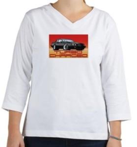 buick turbocharged t shirt
