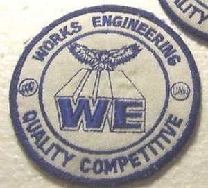 buick works engineering patch
