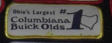 columbiana buick dealer patch