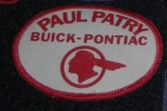 paul patry buick patch