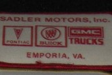 Assorted Buick Dealer Patches