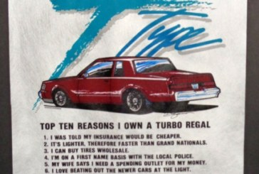 Top 10 Reasons I Own a Turbo Buick Regal
