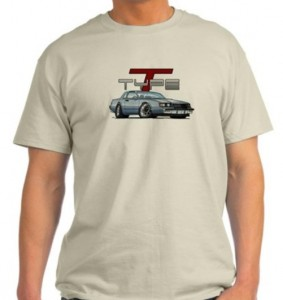 Buick Regal T-Type T-Shirt
