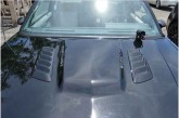Buick Regal Hood Louvers