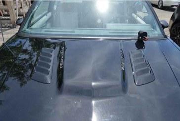 Buick Regal Hood Louvers