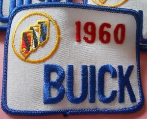 buick with year patch