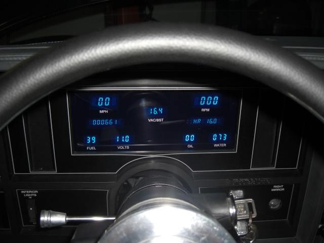 Buick Regal Digital Dash Dakota 1