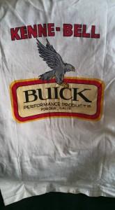kenne bell buick performance shirt