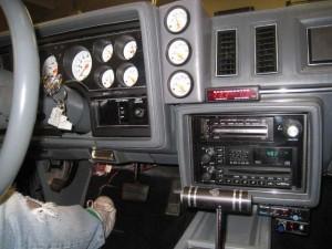 turbo buick gauge setup