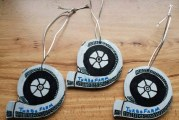 Buick Grand National Ornaments
