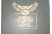 1985 Buick Info Commercial Rental & Leasing Book