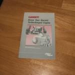 garrett know your turbocharged engine booklet