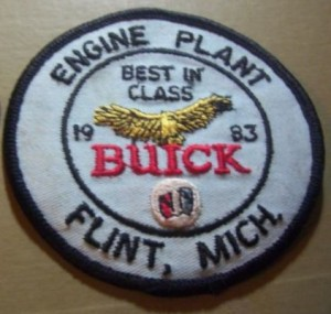 BUICK ENGINE PLANT FLINT MI PATCH