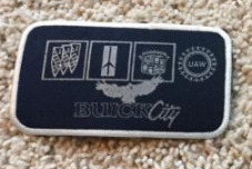 UAW Buick City Patch