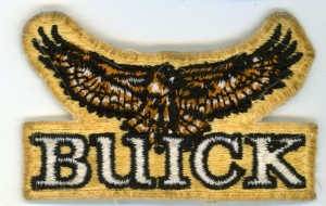 buick hawk deluxe patch