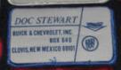 doc stewart buick dealer patch